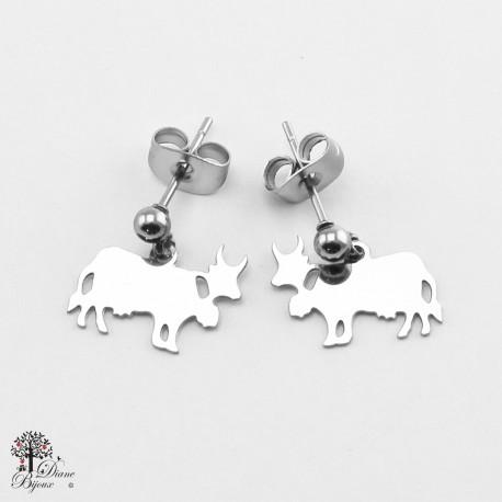Mini boucles d'oreilles 11mm
